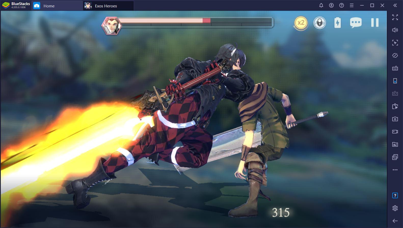 Dicas e Estratégias de Batalha no Exos Heroes