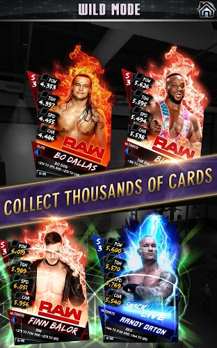 Play WWE SuperCard on pc 8
