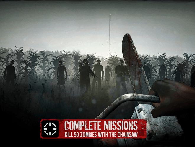 Play Into the Dead on PC 5