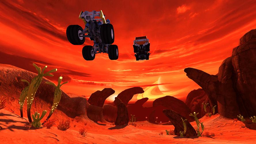 Играй Beach Buggy Racing На ПК 15
