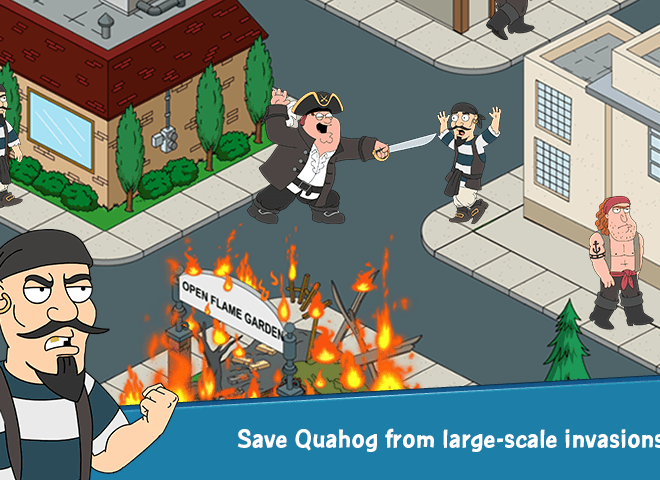 إلعب Family Guy: The Quest for Stuff on PC 5