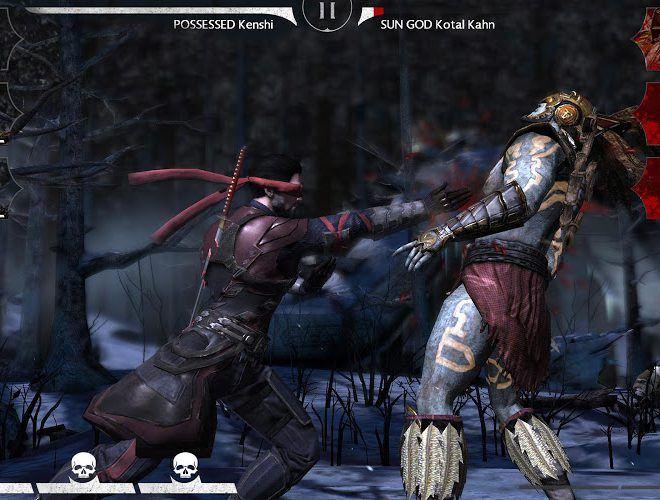 Spustit Mortal Kombat X on PC 9