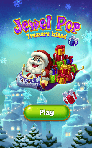 Play Jewel Pop : Treasure Island on PC 16