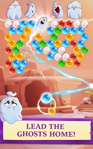 Chơi Bubble Witch 3 Saga on PC 10