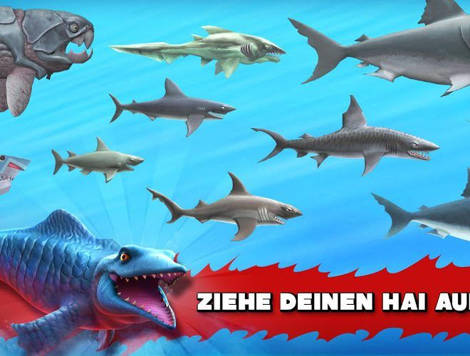 Spielen Hungry Shark Evolution on pc 21