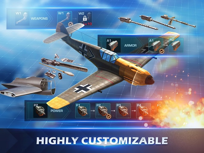 Play War Wings on PC 12
