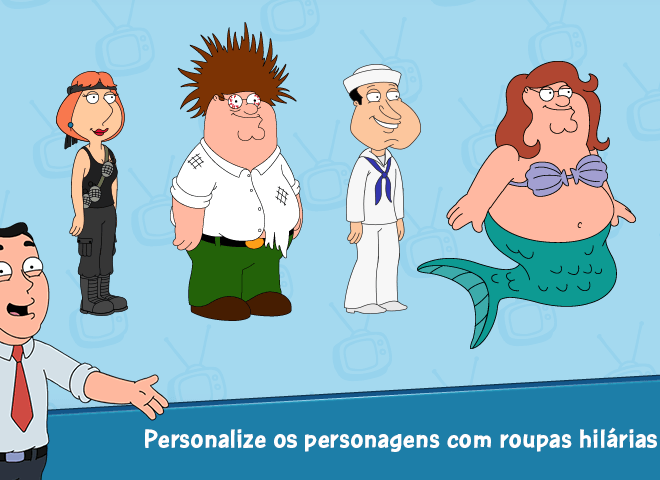 Jogue Family Guy: The Quest for Stuff para PC 3