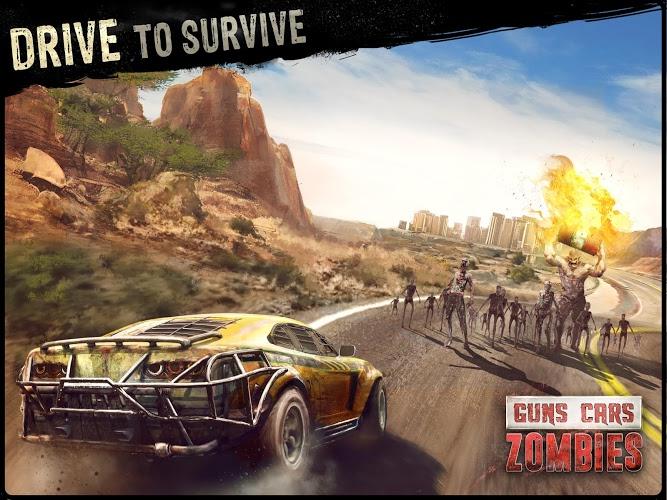 Играй Guns, Cars, Zombies На ПК 11