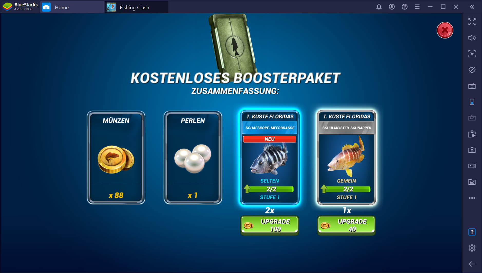 Fishing Clash – Mit BlueStacks Angeln lernen
