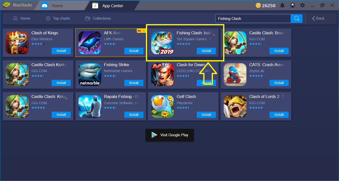 Learning How To Catch Fish On BlueStacks: Say Hello To Fishing Clash