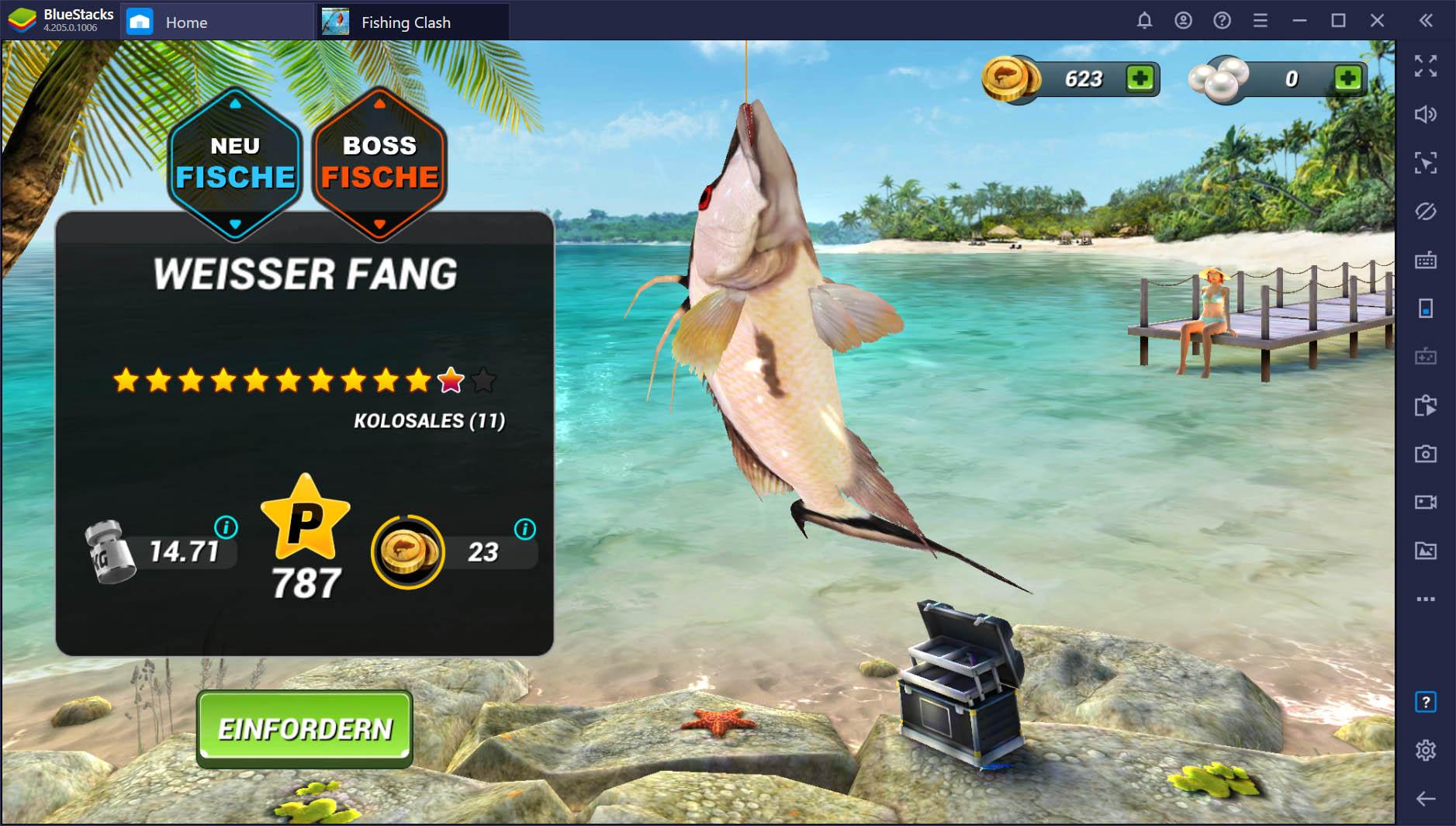 Fishing Clash – Der vollständige Leitfaden zu Angelruten
