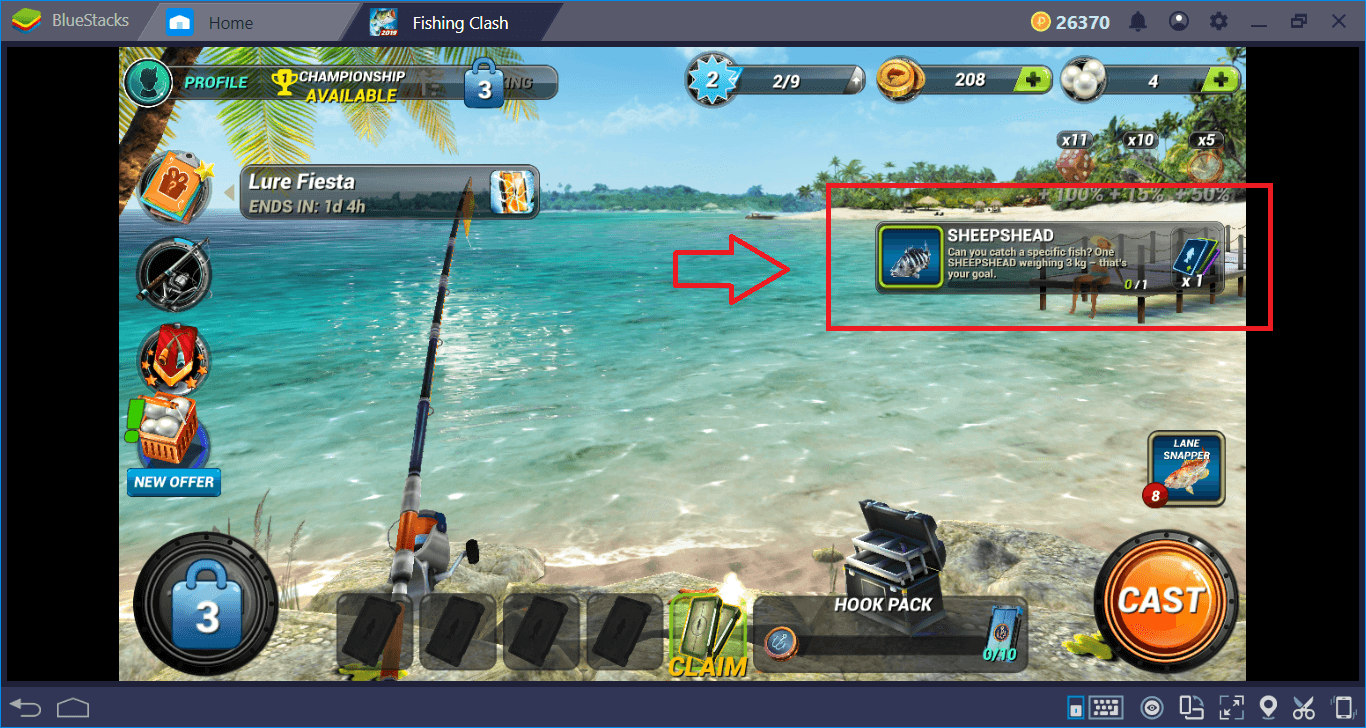 Fishing Clash – Tipps und Tricks, um ein Meisterangler zu werden