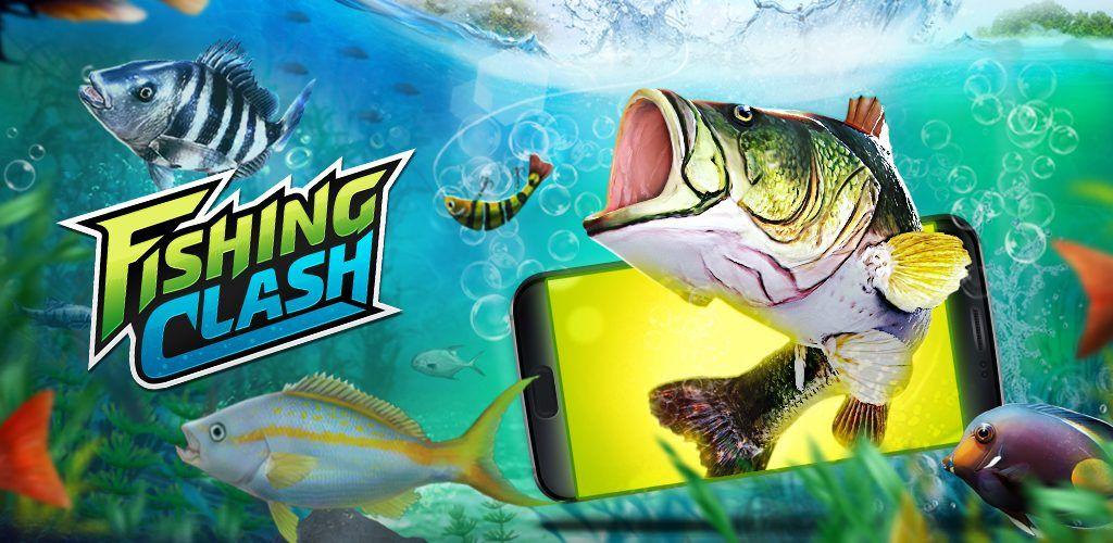 Fishing Clash: Zostań mistrzem wędkarstwa