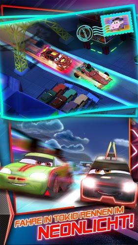 Spielen Cars: Fast as Lightning on pc 9