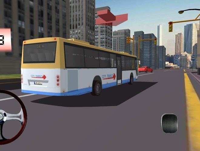 Chơi Bus Simulator PRO 2017 on PC 14