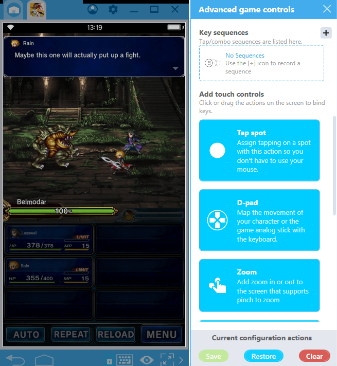 Final Fantasy Brave Exvius gets a boost on BlueStacks 4 2