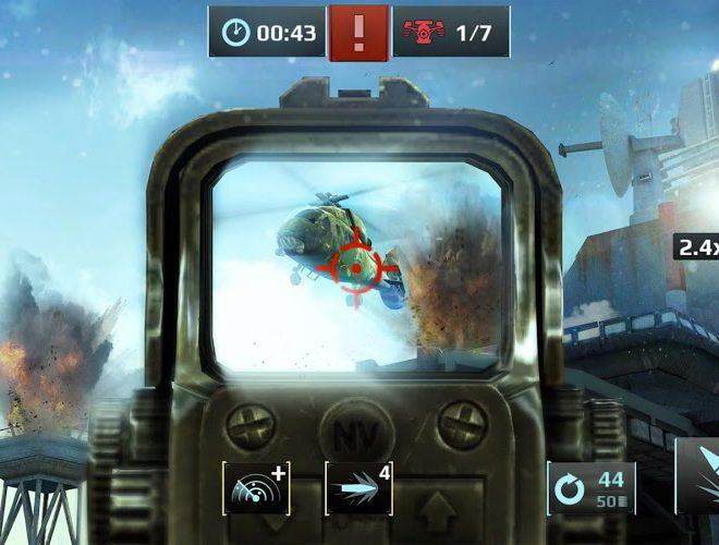 เล่น Sniper Fury on PC 14