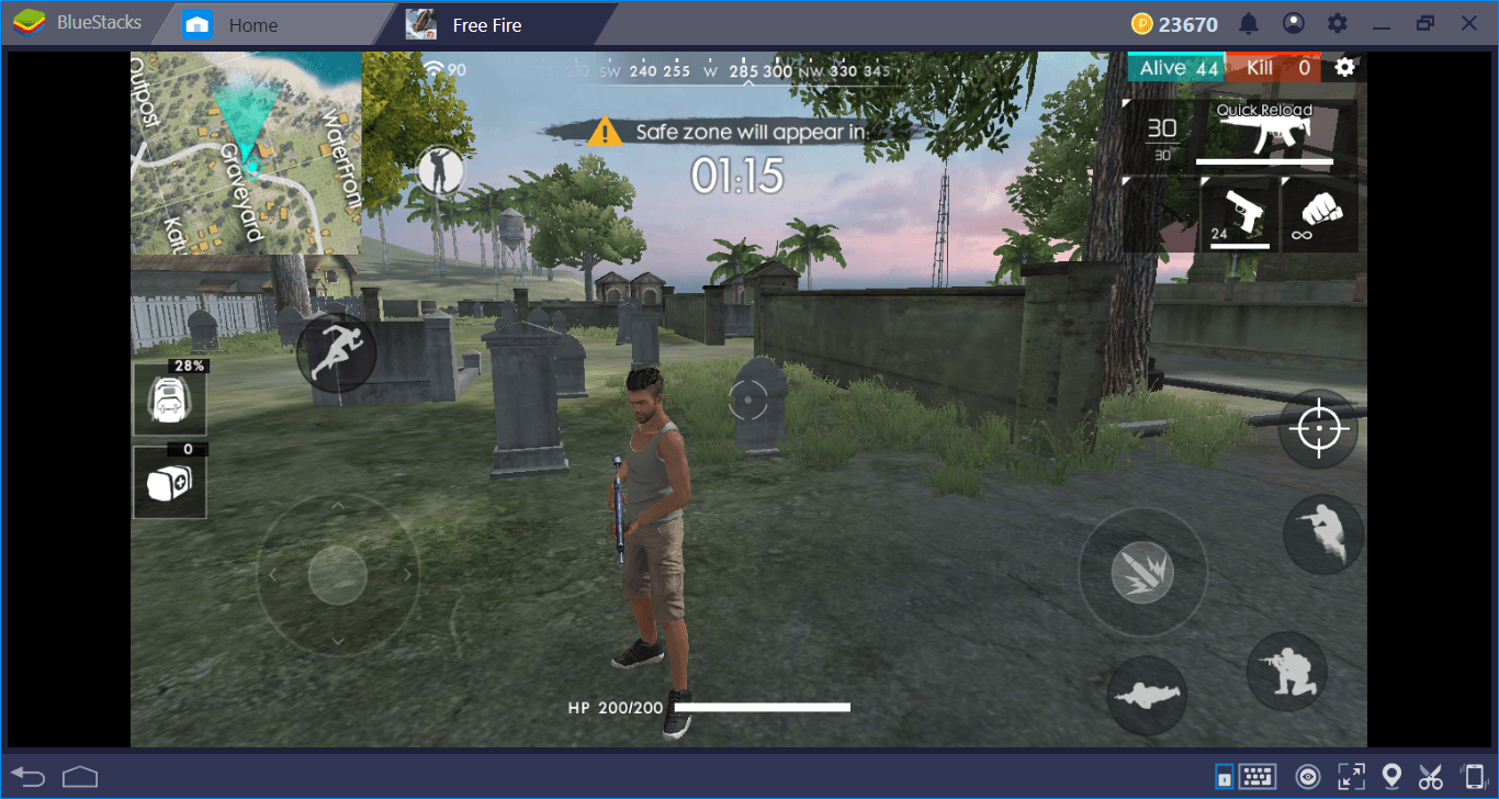 Returning Back To Garena Free Fire Islands: Zombies, Pets, and