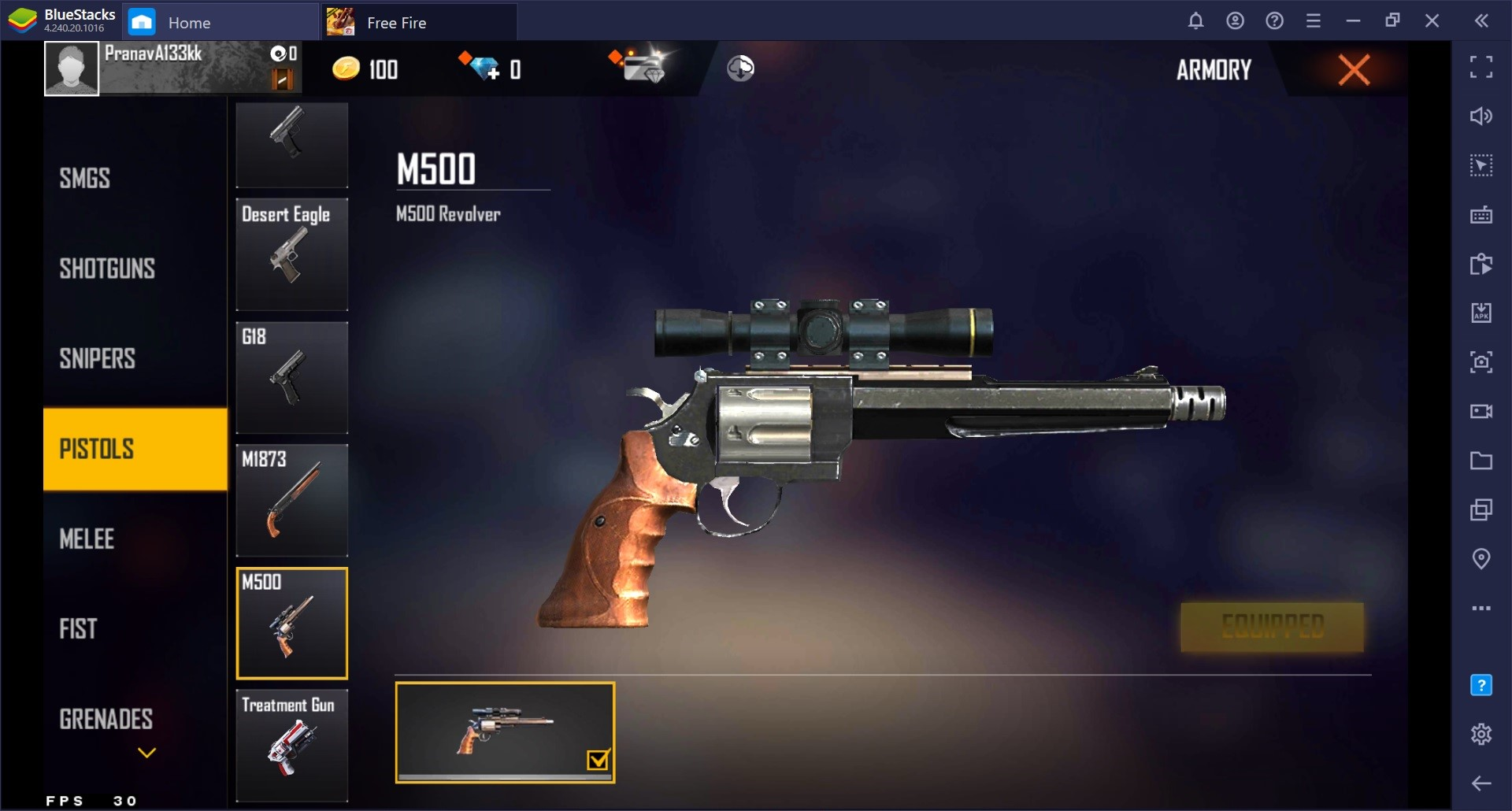 Free Fire Has Crazy Weapons and This Weapon Guide Will Explain Them