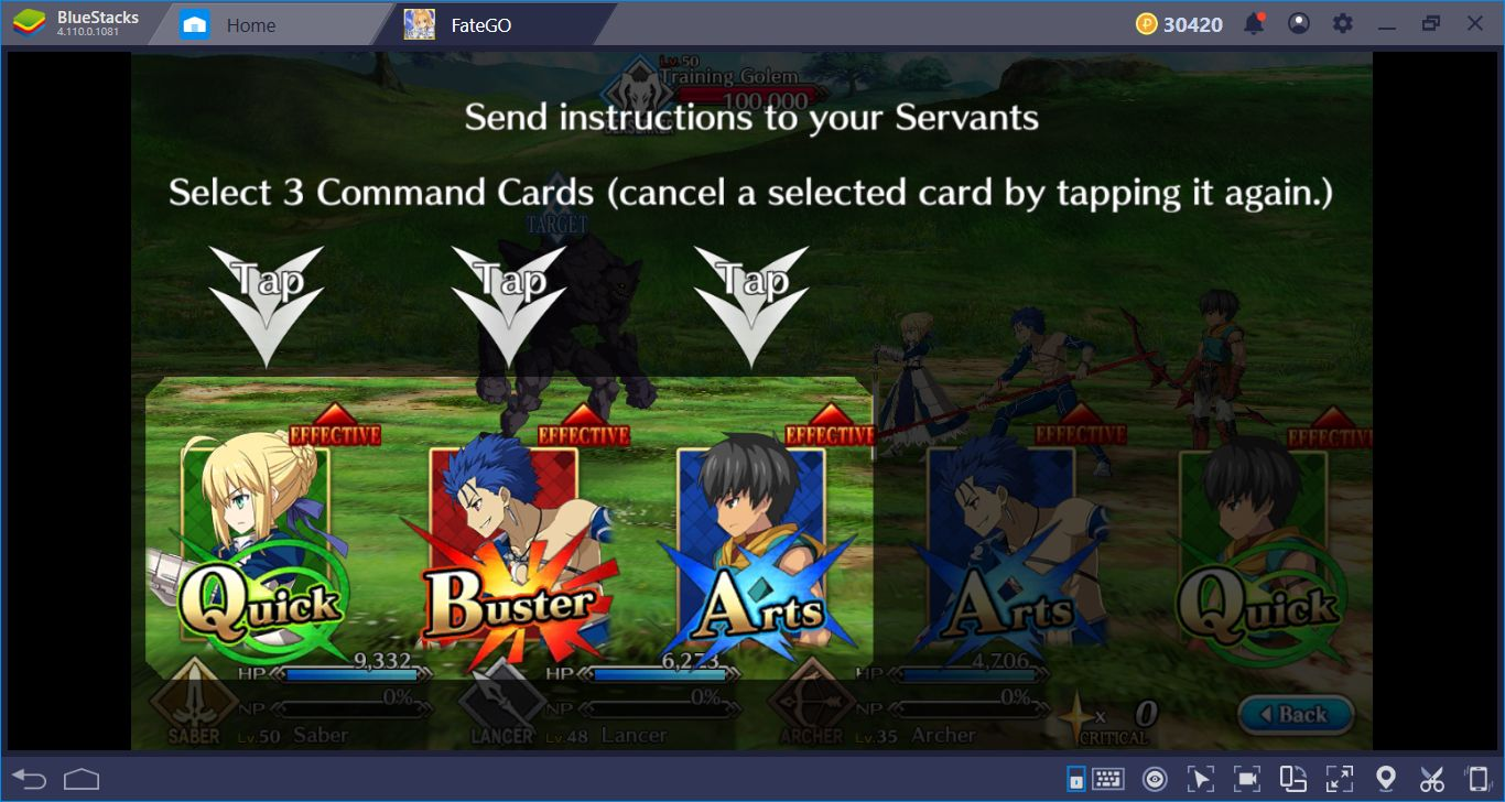 Let's Play A Card Game And Save The World: First Look At Fate/Grand Order