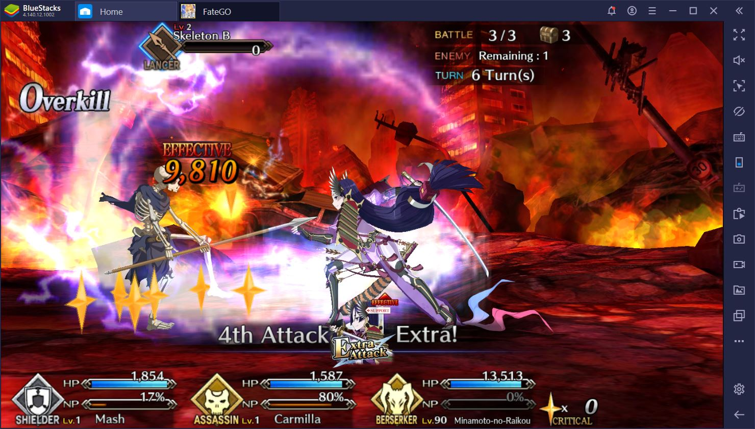 Fate/Grand Order on PC: The Best End-Game Servants