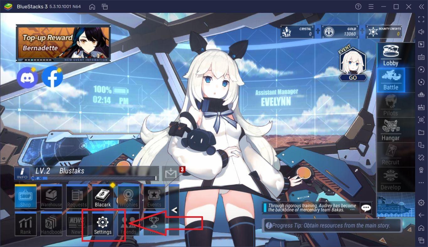 Final Gear BlueStacks Optimizasyon Rehberi