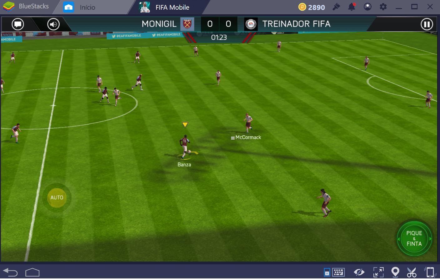 Dicas gerais para Futebol FIFA: FIFA World Cup (FIFA Mobile)
