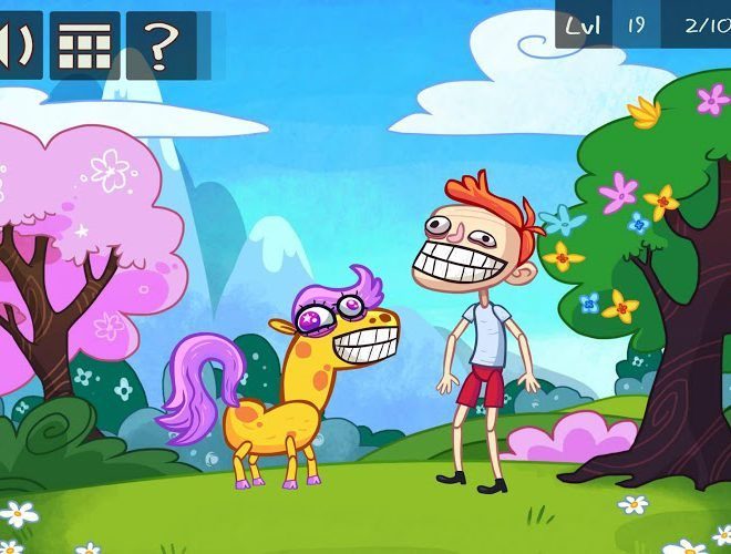 Играй Troll Face Quest TV Shows На ПК 7