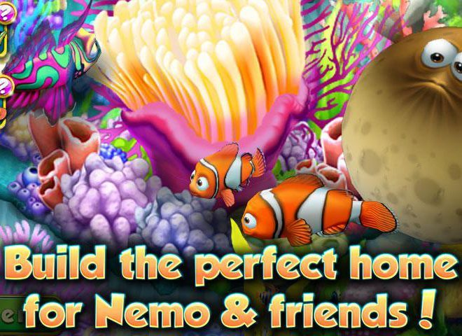 เล่น Nemo's Reef on PC 4