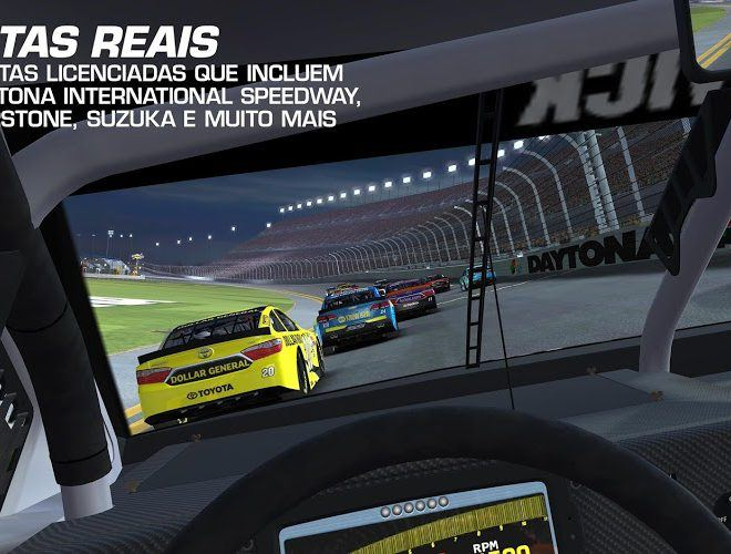 Jogue Real Racing 3 para PC 5