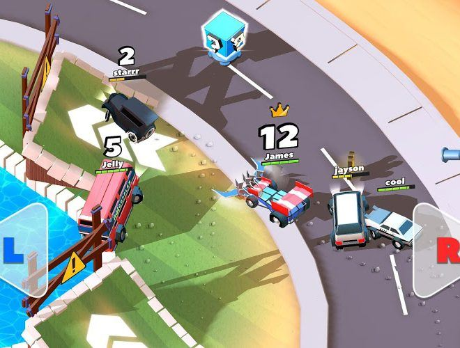 Play Crash of Cars on PC 20