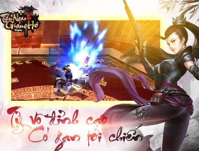 Chơi Tiếu Ngạo Giang Hồ 3D on pc 11