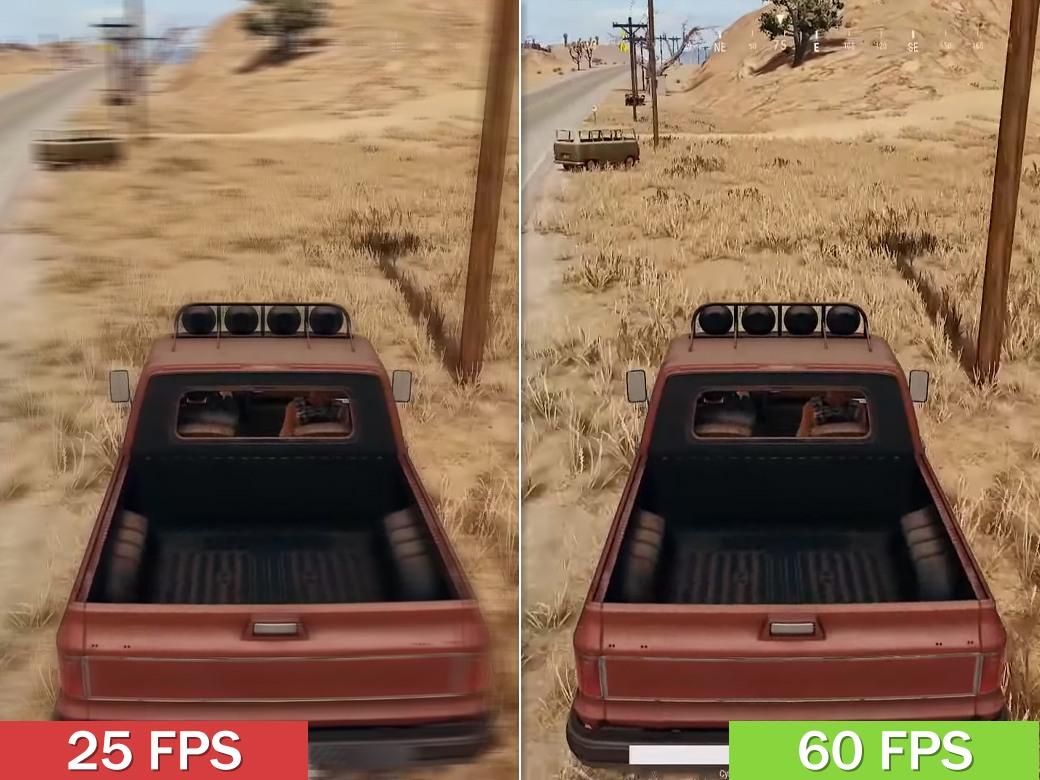 Neden Yüksek FPS'yle Oynamalıyım?