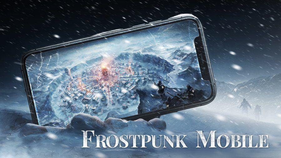 Frostpunk wird bald eine Handyversion entwickeln!