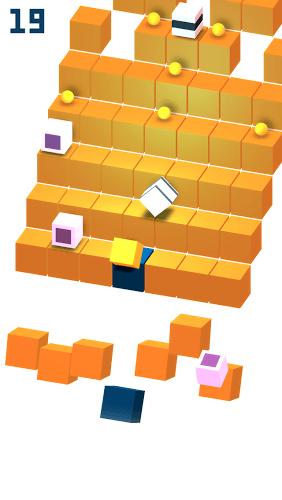 เล่น Cube Roll on PC 6