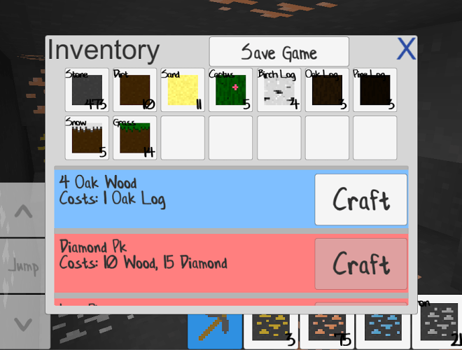 Spustit Cubed Craft Survival on PC 2