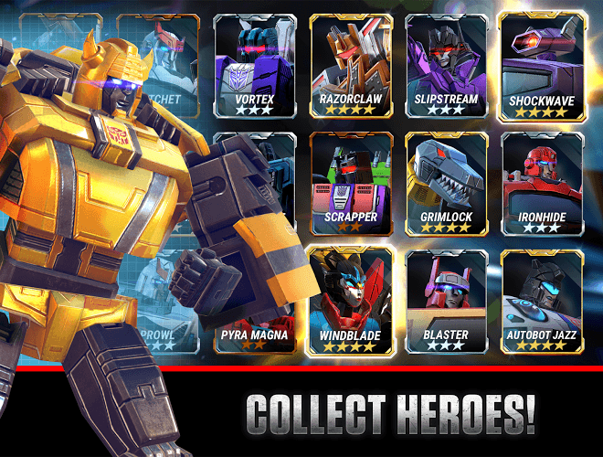 Play Transformers: Earth Wars on PC 5