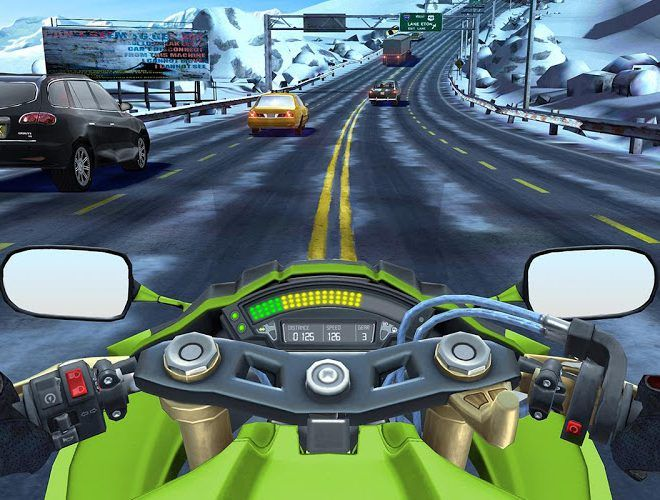 Play Moto Rider GO: Highway Traffic on PC 5