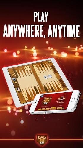Play Backgammon Plus on PC 5