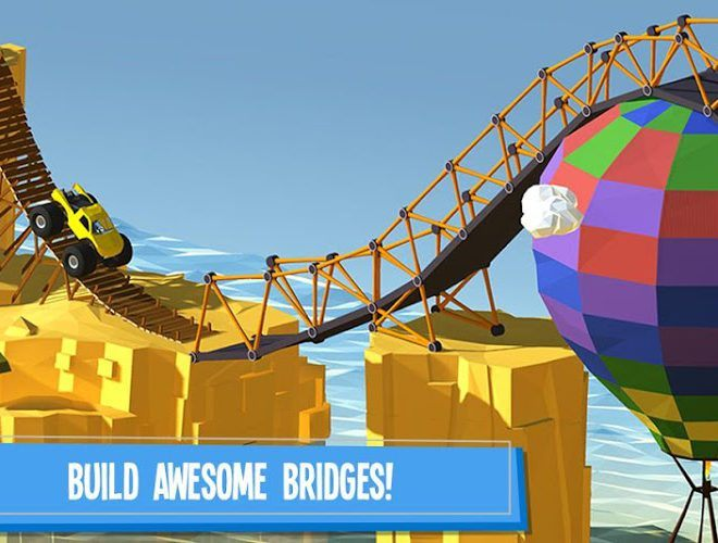 Play Build a Bridge on PC 3