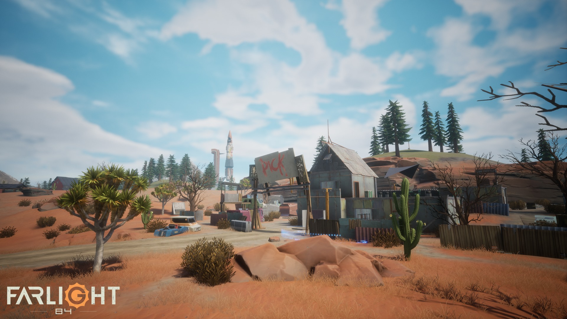 Lilith Games' Farlight 84 is Spicing Up the Battle Royale Genre with Crafting, Racing, and Other Wacky Mechanics