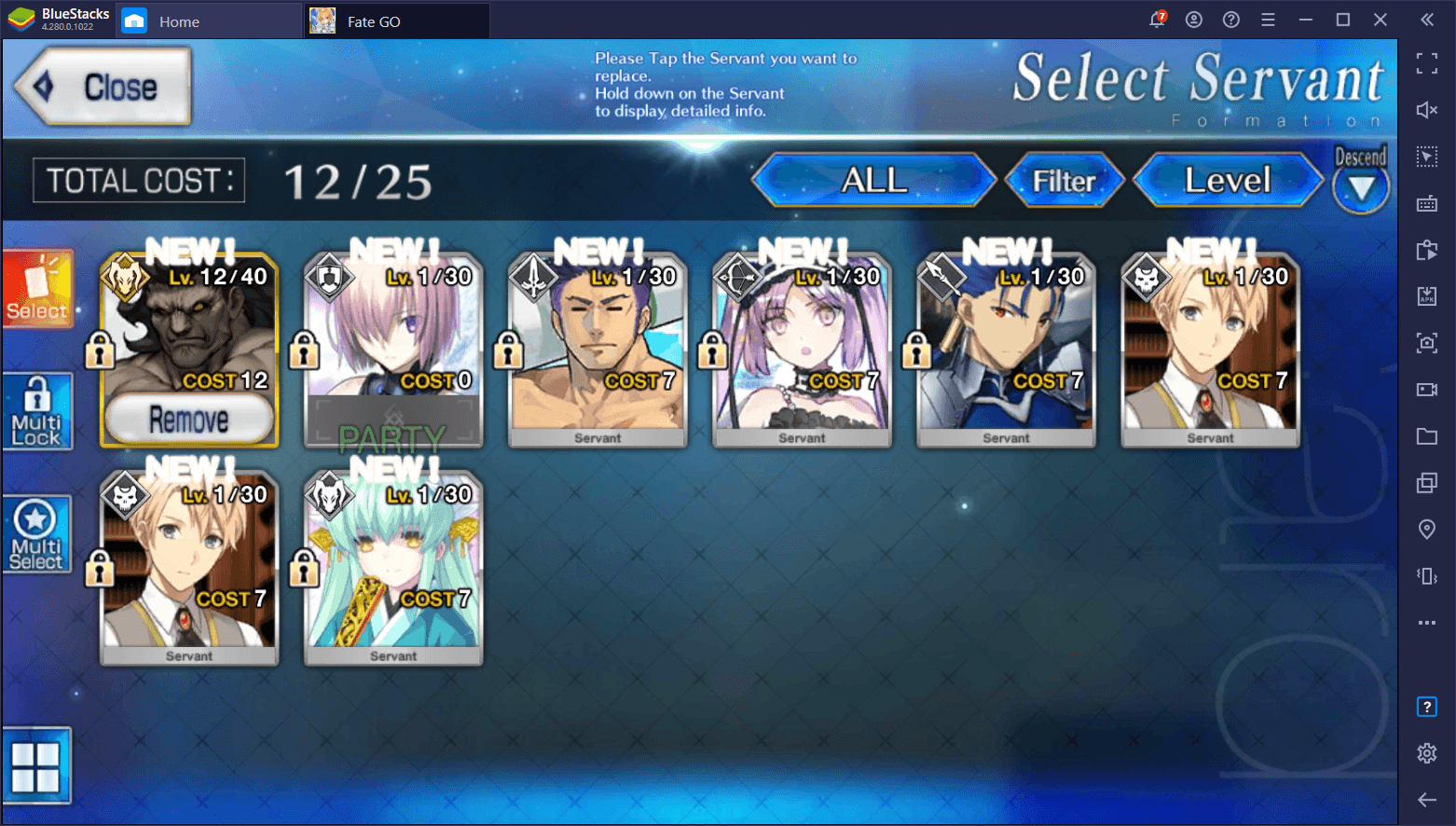 How to Use Our BlueStacks Tools Improve Your Experience in Fate/Grand Order