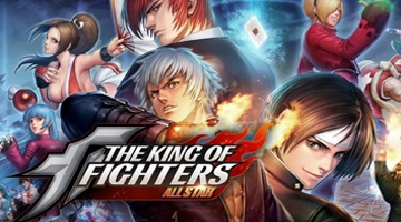 Download The King Of Fighters Allstar On Pc With Bluestacks