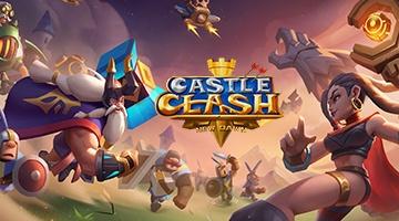 clash for dawn guild war apk