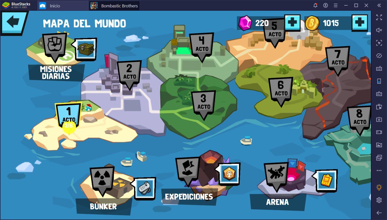 Soporte Para Controles de BlueStacks - Disfruta tus Juegos con el Máximo Confort