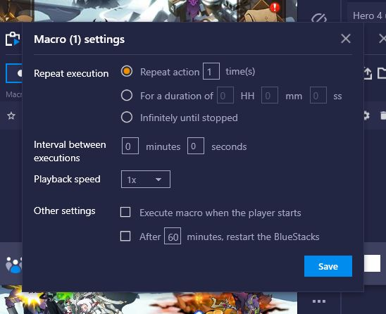 BlueStacks Macros - The Marvel of Automation