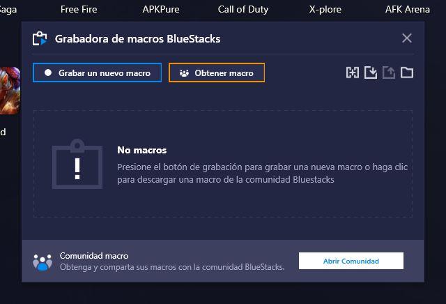 Los Macros de BlueStacks - La Maravilla de la Automatización