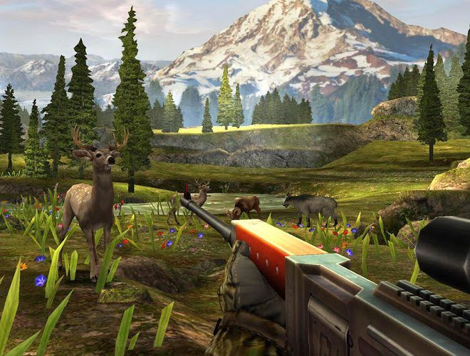 Играй Deer Hunter 2014 На ПК 20