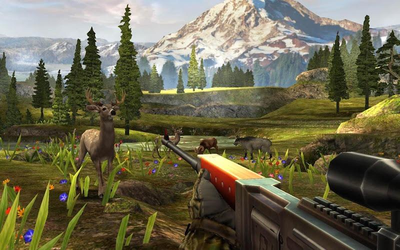 Deer hunter classic (дир хантер классик) скачать игру.