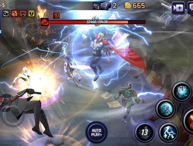 เล่น Marvel Future Fight on PC 9